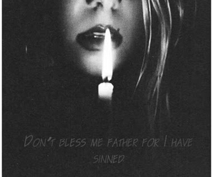 the pretty reckless, Taylor Momsen, and going to hell image
