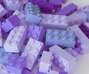 pink, lego, and purple image