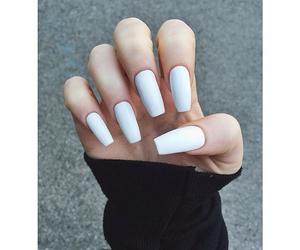 acrylic, acrylics, and fake nails image