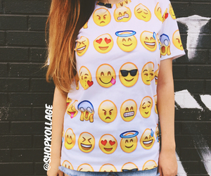 fashion, shirts, and teen image