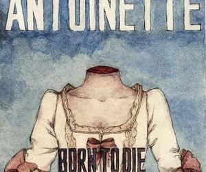 born to die, lana del rey, and antoinette image