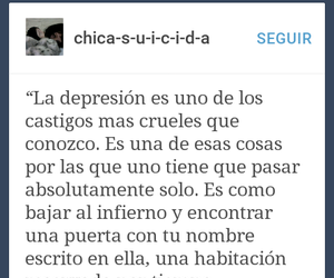 quotes, depresion, and tumblr image