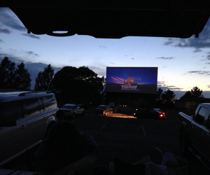 disney, drive in, and grunge image