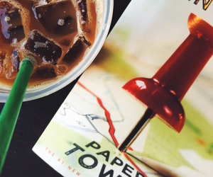 book and paper towns image