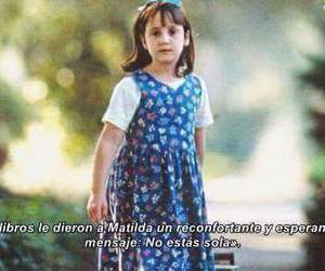books, matilda, and frases image