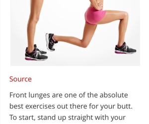 exercise, fitness, and healthy image