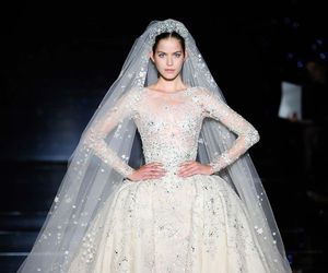 dress, wedding, and Zuhair Murad image