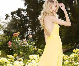 beautiful, beauty, and dress image