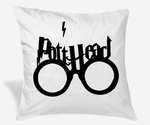 gift, harry potter, and pillows image