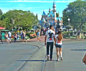 couple, goals, and disney image