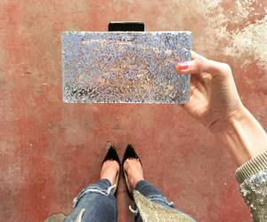 accessories, bag, and clutch image