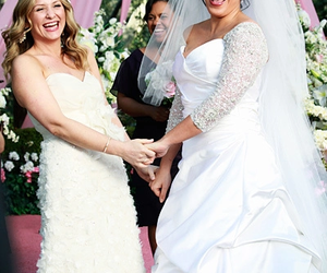 grey's anatomy, callie torres, and calzona image