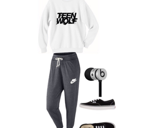 nike, outfit, and Polyvore image