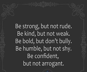attitude, bold, and bully image