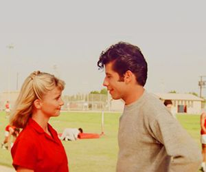grease, Sandy, and danny image