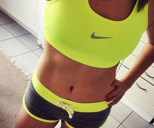 fit, fitness, and girls image