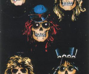 Guns N Roses, axl rose, and duff mckagan image