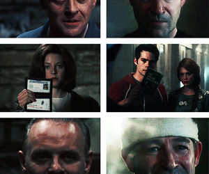 comparison, teen wolf, and the silence of the lambs image