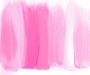 pink, paint, and art image