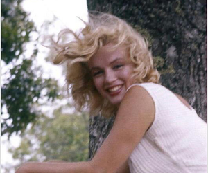 Marilyn Monroe, vintage, and marilyn image