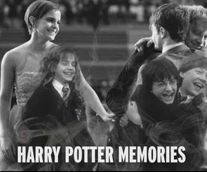 forever, harry potter, and hermione granger image