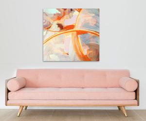 art, fine art, and interior design image