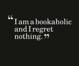 book, bookaholic, and quotes image