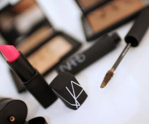 lipstick, nars, and make up image