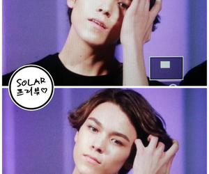 Seventeen and hansol image