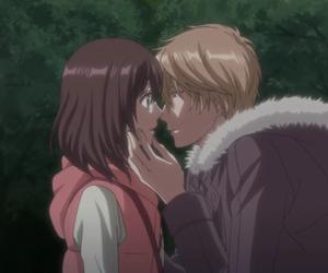 anime, love, and anime girl image