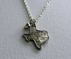 texas necklace image