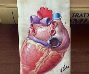cover, heart, and medicine image