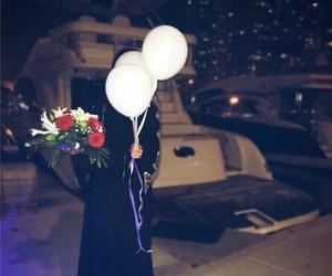 arab, balloons, and marina image