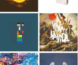 coldplay, ghost stories, and Parachutes image