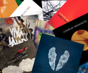 bands, coldplay, and music image