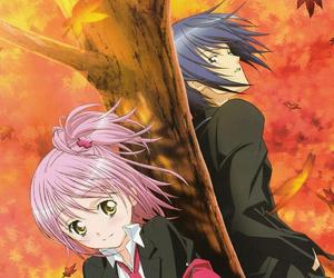 shugo chara, anime, and amu image