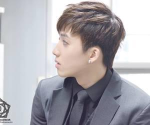 kpop, minsu, and sungjun image