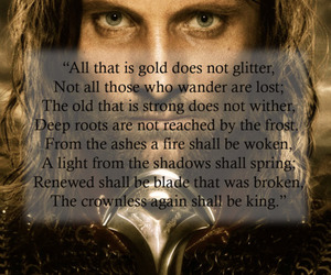aragorn and the lord of the rings image