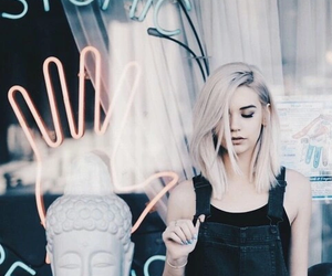 amanda steele, hair, and grunge image