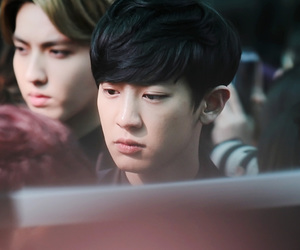 kpop, SM, and chanyeol park image