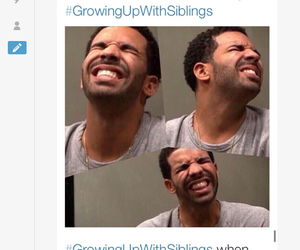 Drake, funny picture, and lol image