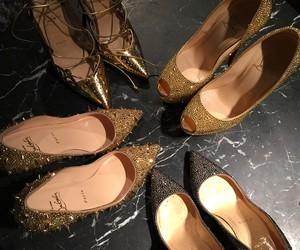 fashion, shoes, and louboutin image