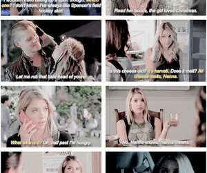 funny, quotes, and hanna marin image
