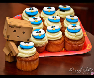 danbo and muffin image