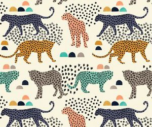 animals, art, and pattern image
