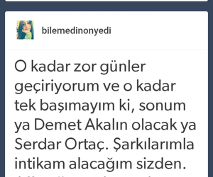 tumblr, komik, and sözler image