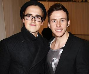 danny jones, tom fletcher, and McFly image