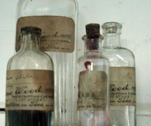 apothecary, bottles, and doctor image