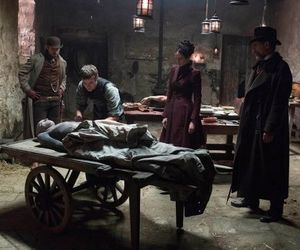 penny dreadful, vanessa ives, and ethan chandler image