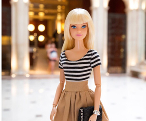 barbie, black, and solid image